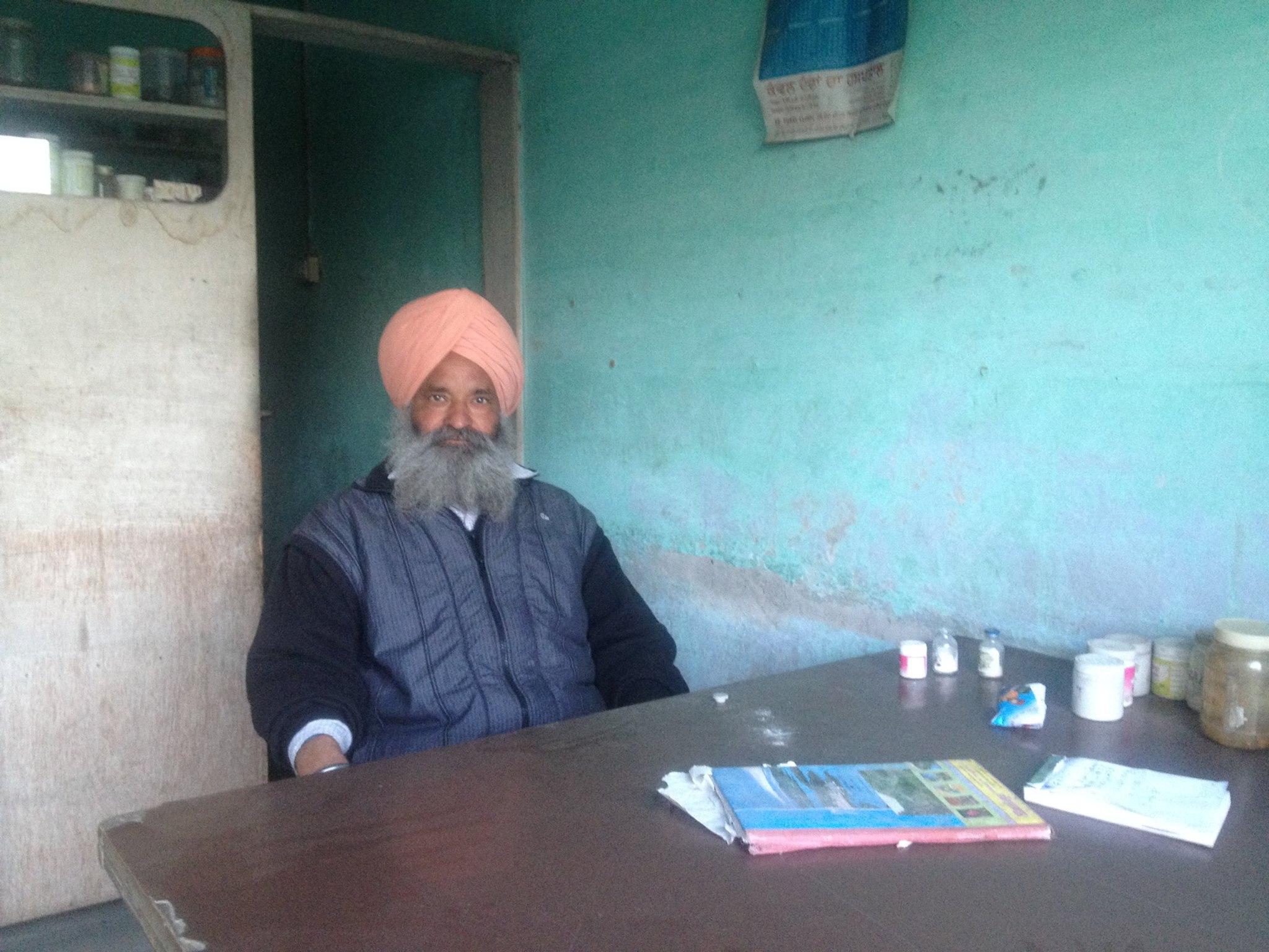 Vaid . Baljinder Singh bajwa kalan