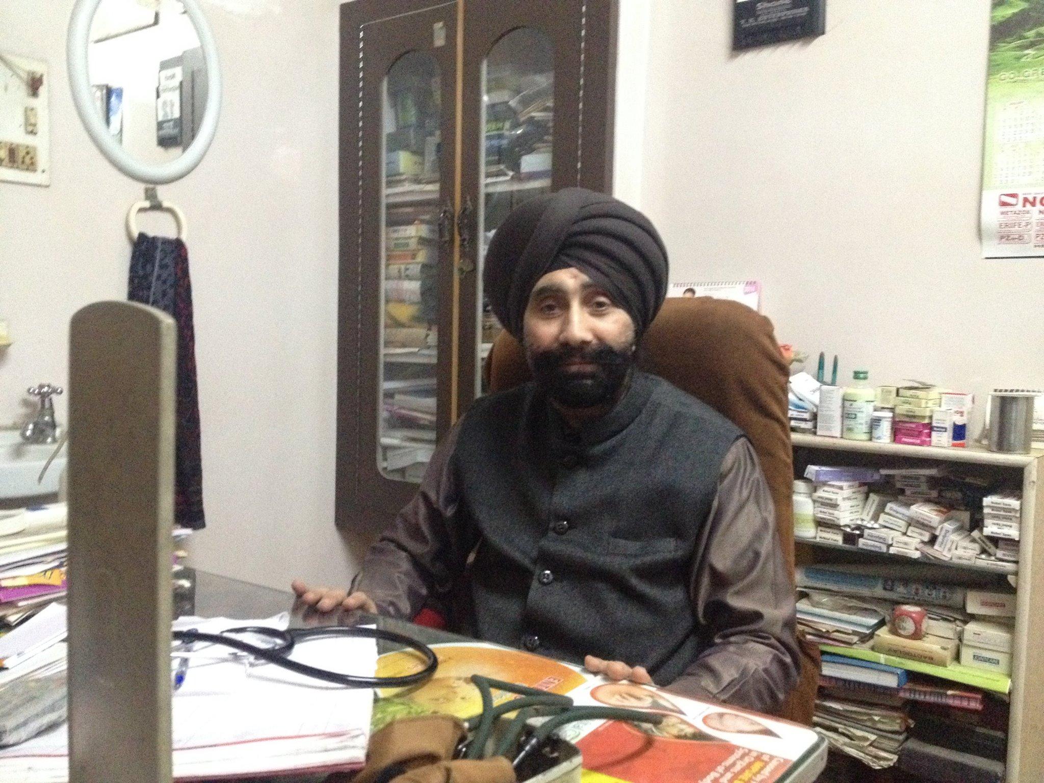 Dr. Dalbir Singh Dhanju bajwa kalan