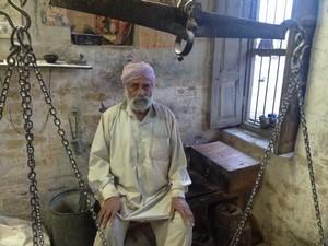 S. Swarn Singh Kaleh (Atta Chaki) bajwa kalan