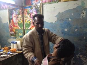 Jail Hair cutting bajwa kalan